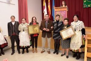 Nombramiento Socios de Honor 2015_Francisca y Joaquina Trujillo_01