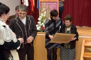 Nombramiento Socios de Honor 2015_Francisca y Joaquina Trujillo_02