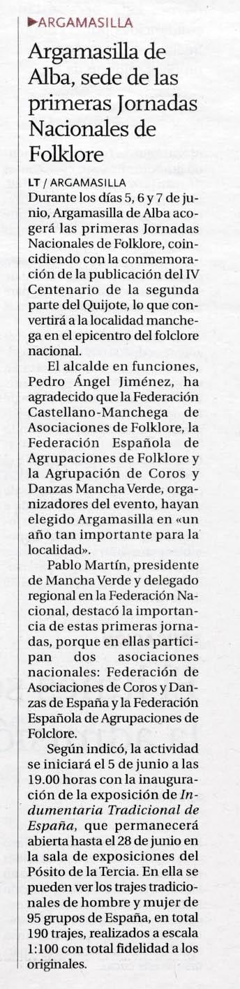 Prensa_Jornada nacionales_La Tribuna